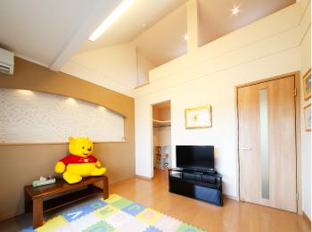 子供部屋(2階)